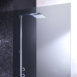 Madras® Matrix Maté clear | Shower screens | Vitrealspecchi