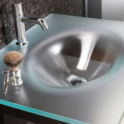 Ecosat No-Scratch lavabo | Wash basins | Vitrealspecchi