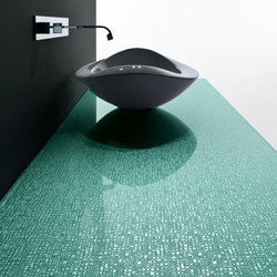 Madras® New York green painted | Armarios de baño | Vitrealspecchi