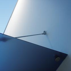 Madras® Pixel blue | Acristalamiento de balcones | Vitrealspecchi
