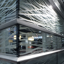 Madras® Fili Maté | Decorative glass | Vitrealspecchi