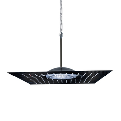 Fibre de Cristal | Lampade a sospensione in fibra di carbone | Baccarat