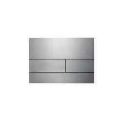 TECEsquare stainless steel WC flush button | Grifería para WCs | TECE