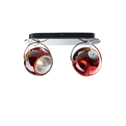 Beluga Colour D57 G23 00 | Ceiling-mounted spotlights | Fabbian
