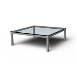 Basic Coffee table | Tavolini salotto | Lourens Fisher