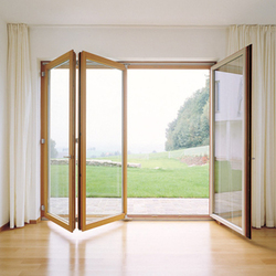 JOSKO folding-sliding doors | French doors | JOSKO