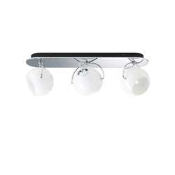 Beluga White D57 G29 01 | Ceiling lights | Fabbian