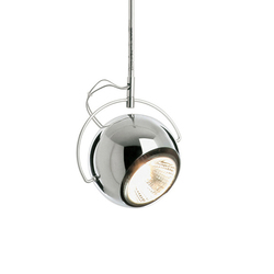 Beluga Steel D57 A05 15 | Suspended lights | Fabbian