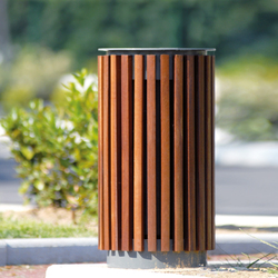 Coquelicot Litter bin | Waste baskets | AREA