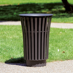 Narcisse Litter bin | Cubos de basura | AREA