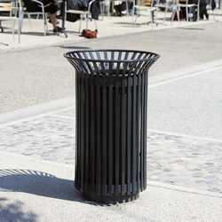 Tulipe Litter bin | Pattumiere | AREA