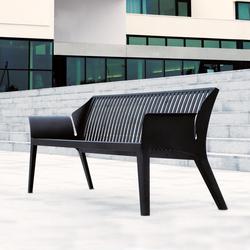 Vancouver bench | Exterior benches | AREA