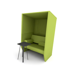 BuzziHub Single | Privacy furniture | BuzziSpace