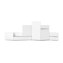 5 Blocks White | Credenze | Opinion Ciatti