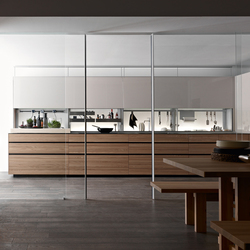 New Logica System Olmo Tattile | Fitted kitchens | Valcucine