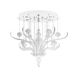 Spirito di Venezia F10 A03 00 | Lámparas de araña | Fabbian