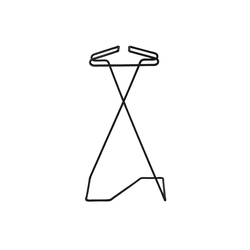 Prêles | Clothes racks | Atelier Pfister