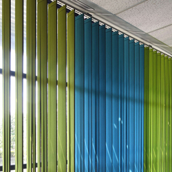 Vibrasto vertical blinds | Tende a strisce verticali | Texaa®