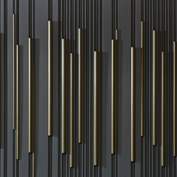Bamboo | Wall Covering Panel | Paneles murales | Laurameroni