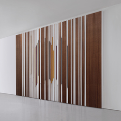 Bamboo | Wall Covering Panel | Wandsysteme | Laurameroni
