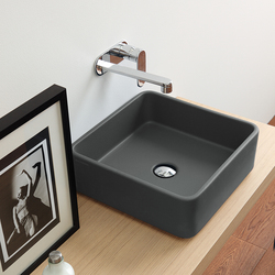 Lava Grey | Wash basins | Ceramica Flaminia