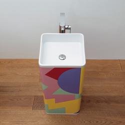 "Monowash ""AZ"" | Vanity units | Ceramica Flaminia"