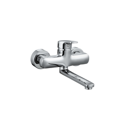 Citypro | Wall mounted washbasin mixer | Wash-basin taps | Laufen