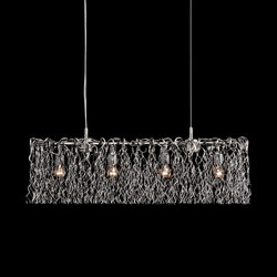 Hollywood hanging lamp long | Illuminazione generale | Brand van Egmond