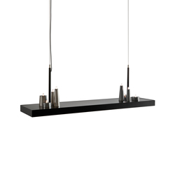 Table d'Amis hanging lamp long | Iluminación general | Brand van Egmond