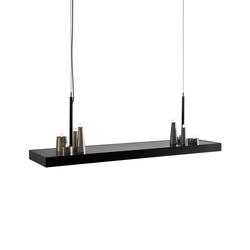 Table d'Amis hanging lamp long | Éclairage général | Brand van Egmond