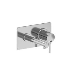 Twinprime pin | Mitigeur mural encastré | Robinetterie pour lavabo | Laufen