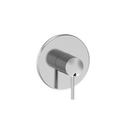 Twinprime pin | Concealed shower mixer | Rubinetteria doccia | Laufen