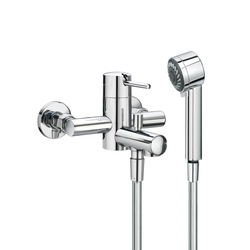 Twinprime pin | Bath mixer | Bath taps | Laufen