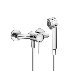 Twinprime pin | Shower mixer | Shower taps / mixers | Laufen