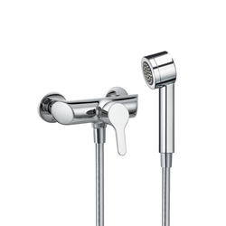 Twinpro | Shower single-lever mixer complete | Shower taps / mixers | Laufen