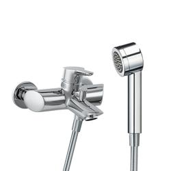 Twinpro | Mitigeur de bain complet | Robinetterie pour baignoire | Laufen
