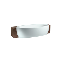 ILBAGNOALESSI One | Bathtub | Bath stools / benches | Laufen