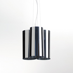 Tubes 3 H415 pendant | Illuminazione generale | Dix Heures Dix