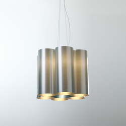 Tubes 7 H416 pendant | General lighting | Dix Heures Dix