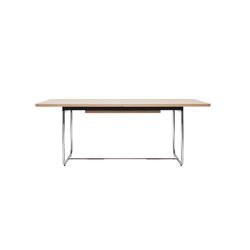 S 1072 | Meeting room tables | Thonet