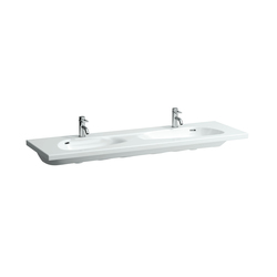Palomba Collection | Double Washbasin | Wash basins | Laufen