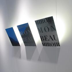 Mon beau miroir H460 Wandleuchte | Allgemeinbeleuchtung | Dix Heures Dix