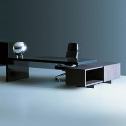 Asymmetrical | Desks | Tecno