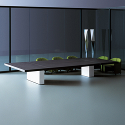 Asymmetrical | Conference tables | Tecno