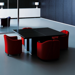 Ianus | Meeting room tables | Tecno