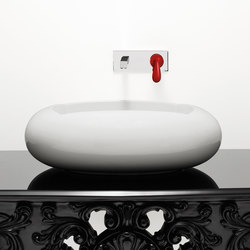 The Wanders Collection I 02 | Robinetterie pour lavabo | Bisazza