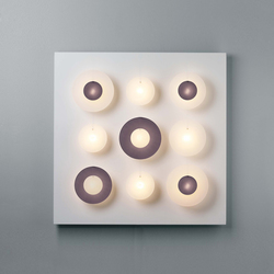 Illico 9 I411 wall lamp | General lighting | Dix Heures Dix