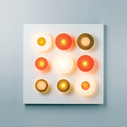 Illico 9 I411 wall lamp | Wall lights | Dix Heures Dix