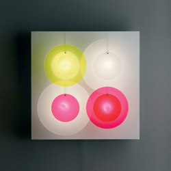 Illico 4 I424 wall lamp | General lighting | Dix Heures Dix