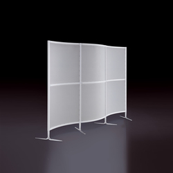 Archimede screen wall | Space dividers | Caimi Brevetti
